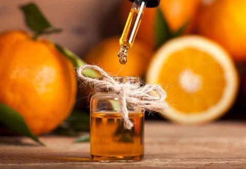Divoký pomaranč - olej hojnosti a radosti