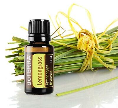 Lemongrass - olej čistenia - Citrónová tráva
