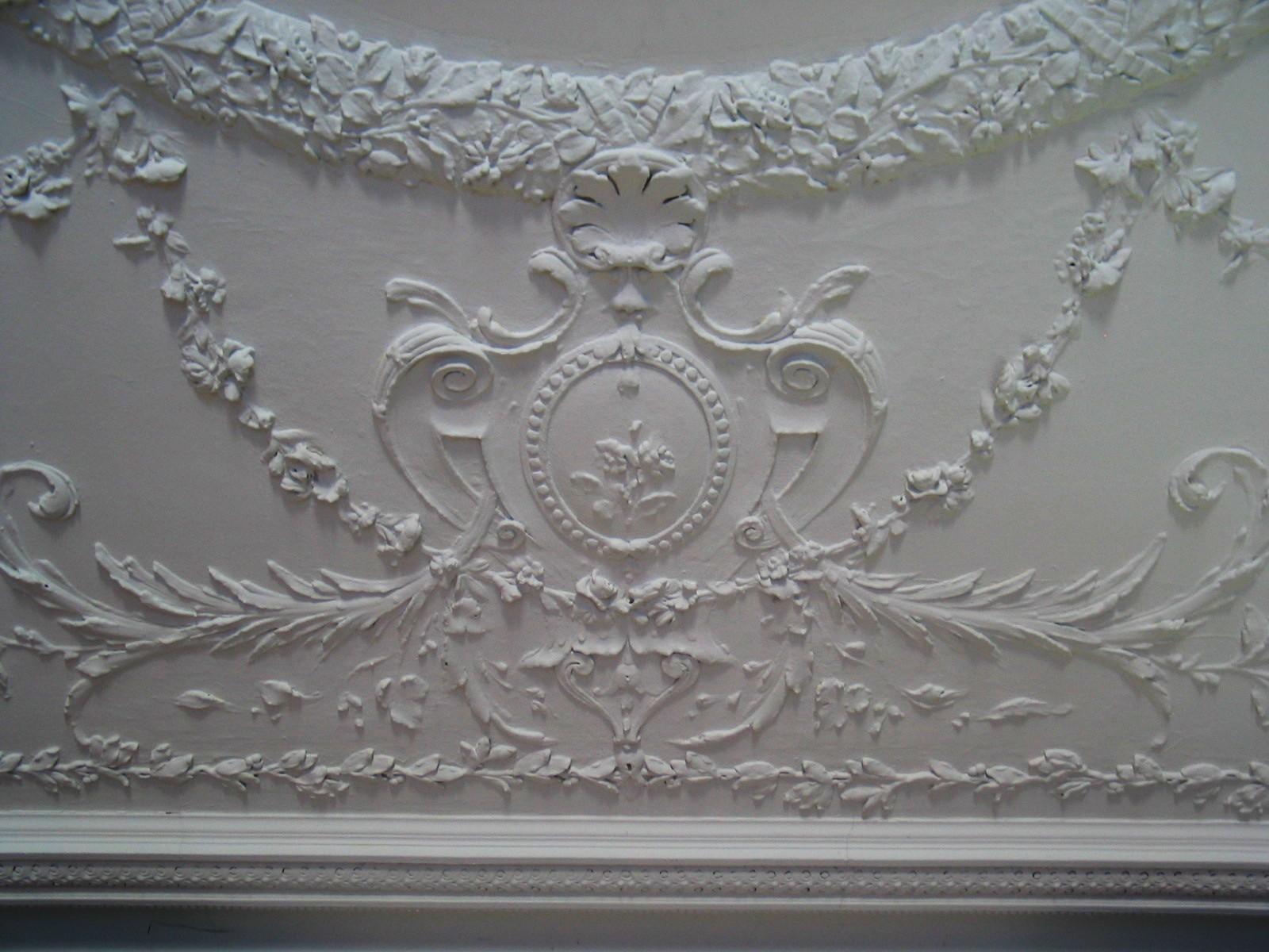 Ornamental Plaster Repair Restoration Replicate Or
