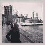 Manhattan desde DUMBO, mi vida en fotos