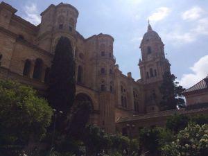Málaga capital, Catedral