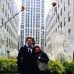 Nueva York, Navidad 2014 en Rockefeller Center