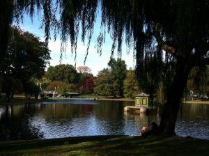 Boston, Public Garden