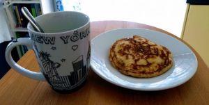 Desayuno de película en casa
