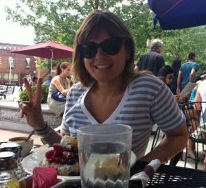 Cambridge, brunch en Café Luna