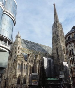Viena, Catedral de San Esteban