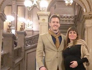 Ópera de Viena, moda para mamás y bebés