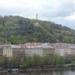 Praga, Torre Petrín