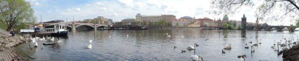 Praga, río Moldava