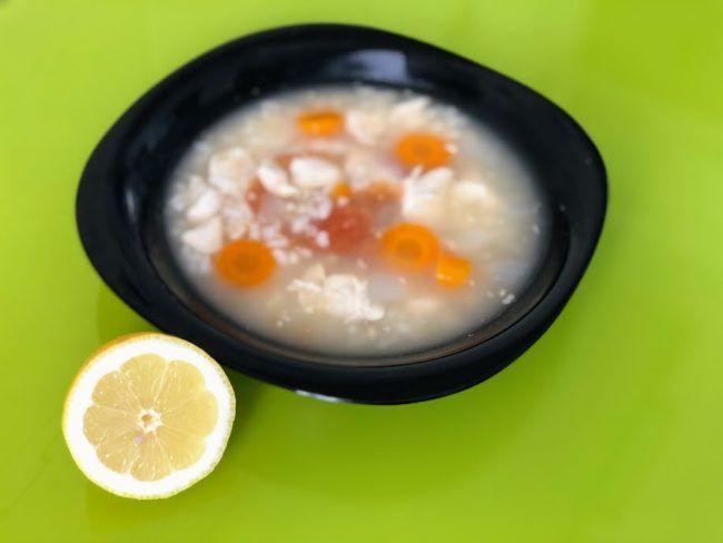 Arroz blanco hervido, receta ideal para cuando estamos malos de la barriga