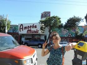 Tienda de música Amoeba