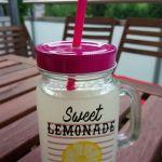 Limonada casera, una bebida ideal para el verano y los niños