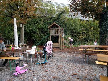 Restaurantes para niños en Zurich
