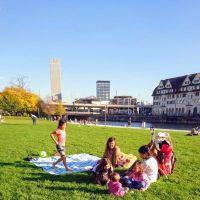 La vida en Zurich con niños