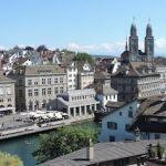 Zurich desde el mirador