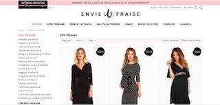 Envie de Fraise, moda para mamás y bebés