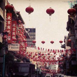 Chinatown de San Francisco, el mejor Año Nuevo chino