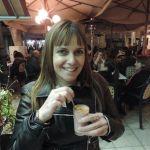 """La tradición de tomarse """"un americano"""" en el Kiosko Amalia de Almería en Semana Santa"""