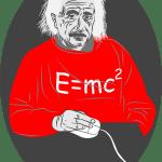 Albert Einstein. Fuente: Pixabay