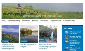Blogs de niños y viajes