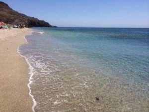 Cabo de Gata, Almería. Disfrutar de esto en mayo no tiene precio.