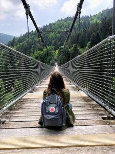 Puente colgante, Selva Negra