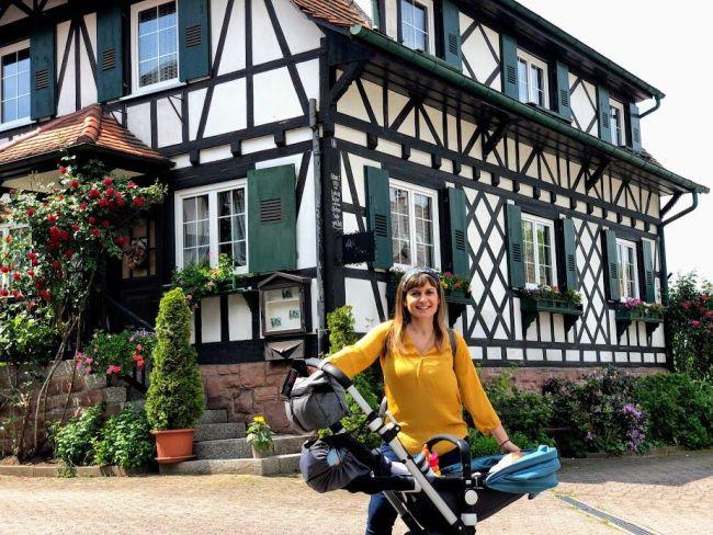 Sasbachwalden, casas de cuento