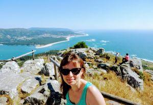 Galicia, desembocadura del Miño
