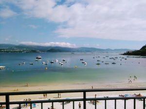 Galicia, ria de Pontevedra