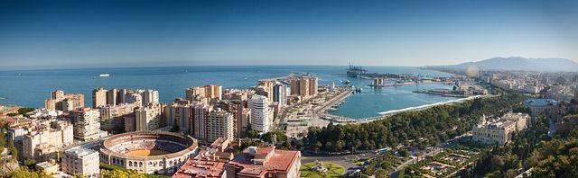 Málaga capital