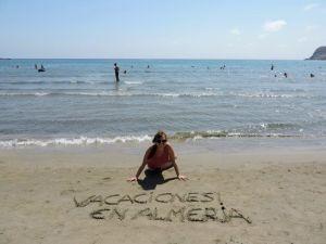Vacaciones en Almería, playas de Cabo de Gata