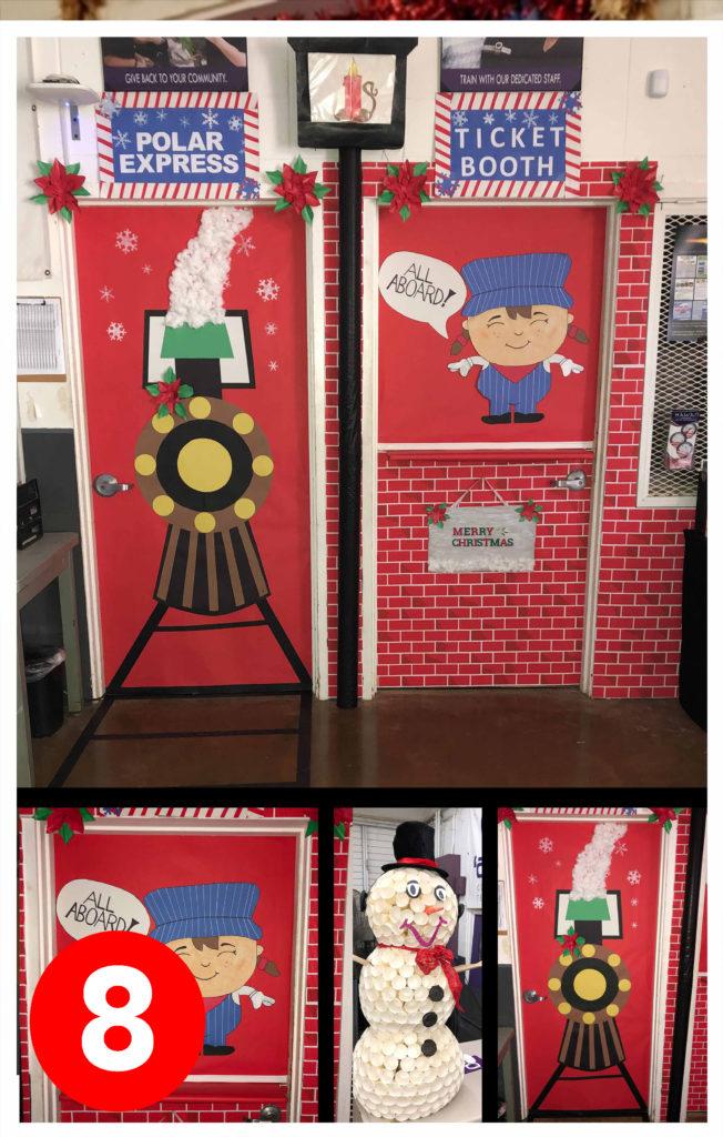 Olelo Community Media 187 Ōlelo Holiday Door Decorating Contest