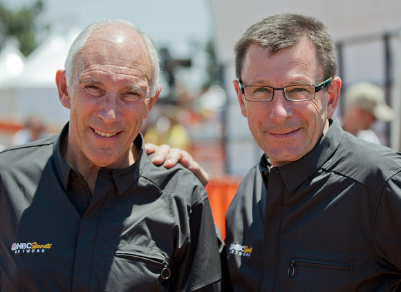 Image result for phil liggett and paul sherwen