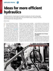 Engine And Transmission World >> Published On Power Transmission World Interfluid Hydraulic And