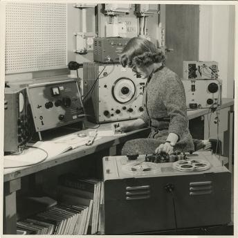 Daphne Oram – The Oram Tapes: Volume One (2012)