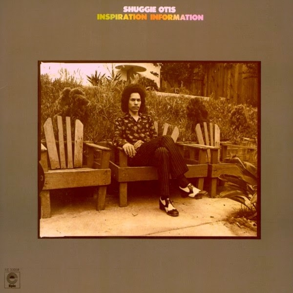 Shuggie Otis – Inspiration Information (1974)