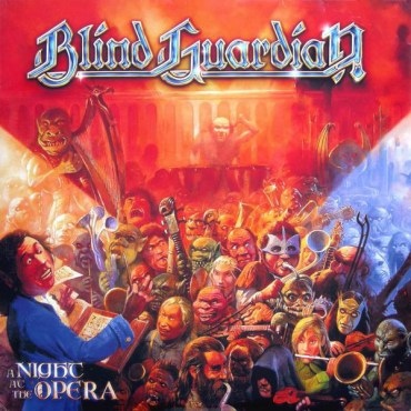 TOIMIIKO YHÄ: Blind Guardian – A Night At The Opera