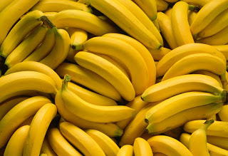 Eating too much of bananas
