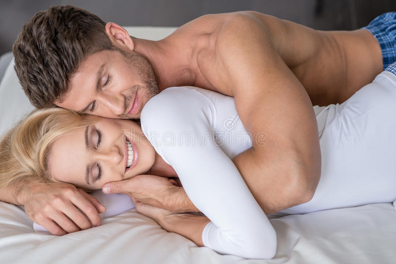 Benefits of sleeping next to who you love