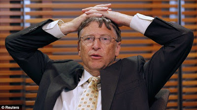 Bill Gates to be jailed