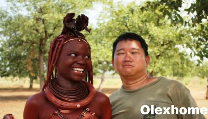 African tribe where husband gives his wife to guest