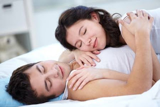Benefits of sleeping with your spouse