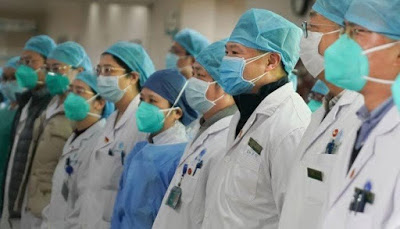 Chinese doctors visit to Nigeria