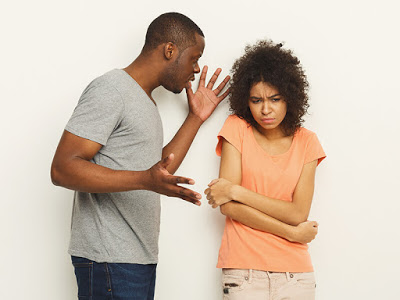 Signs you Mustn't date a girl