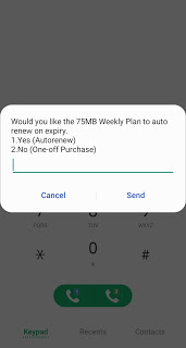 How to get 75mb for N20 on Mtn