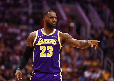 Lebron James sued $150,000