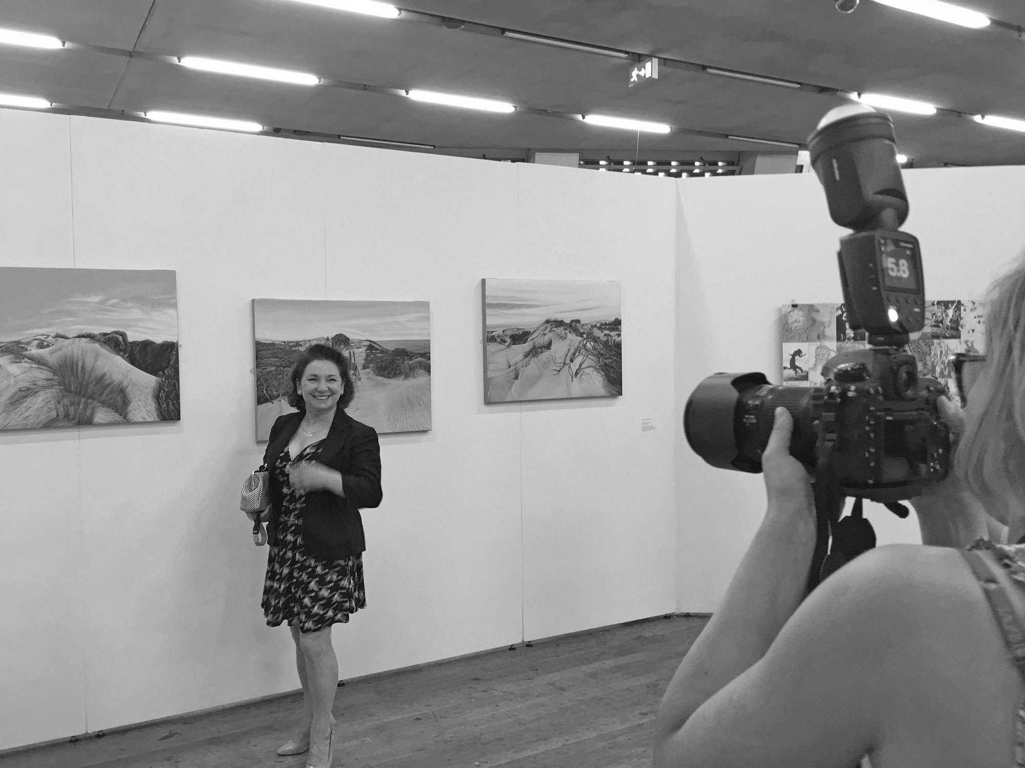 Olga calado Exhibition at Tate Modern