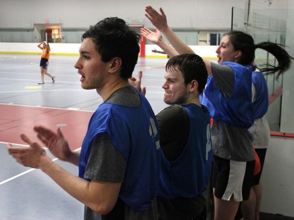 Boston University Intramural Indoor Soccer/Michael Snyder ...