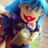 Herb Tonic Juice Recipe