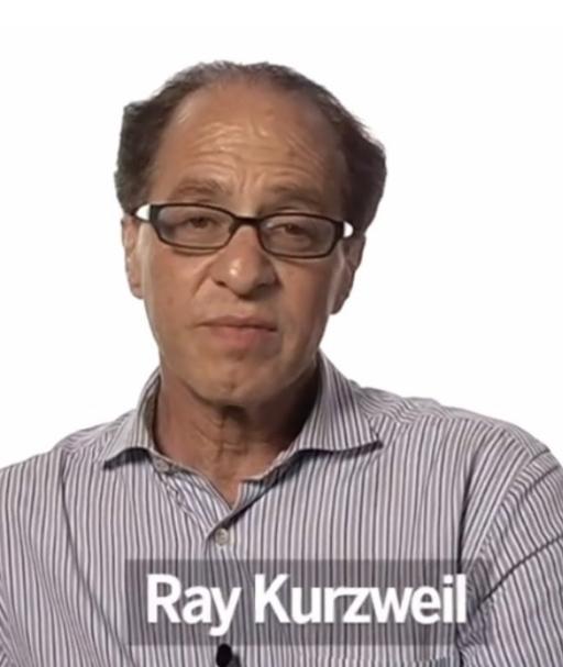 Раймонд Курцвейл. (рубрика блога В поисках долголетия…)